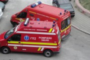 Bătrână accidentată de un șofer neatent