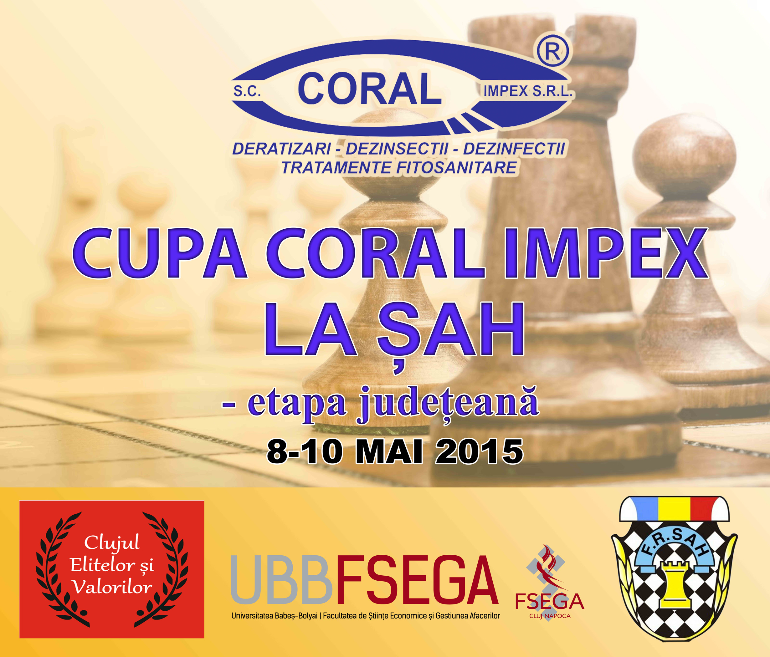 cupa Coral Impex