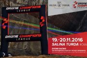 VIDEO - Ultima zi din competiția Drone Champions League – Salina Turda