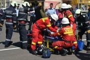 Accident în Mănăștur! Patru mașini au fost avariate și o persoană a fost rănită