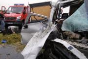 Accident lângă Emerson! Trei persoane au fost rănite