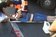 Brăileancă accidentată grav la Cluj