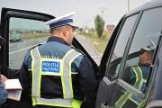 Sâmbătă și duminică, zile cu ghinion pentru șoferii indisciplinați