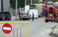 A început calvarul șoferilor clujeni odată cu lucrările de pe zeci de străzi