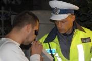 Mai mulți șoferi clujeni, beți sau fără permis, depistați de polițiști în weekend