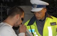 Clujean rupt de beat, prins la volan conducând. A refuzat să sufle în etilotest