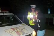 Maramureșan prins de polițiști beat la voaln