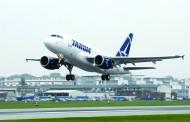 Avion cu probleme la Cluj-Napoca! S-a întors la sol după 10 minute de la decolare