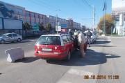 Mașinile de închiriat din Aeroportul Cluj și taximetrele, luate la puricat de oamenii legii. Vezi ce au constatat!