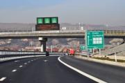 Centrul INFOTRAFIC: Pericol pe Autostrada Transilvania