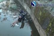 IMAGINI ŞOCANTE - Bărbat găsit mort într-un râu din Cluj. Era dezbrăcat pe jumătate!
