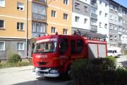UPDATE - Bătrân blocat în apartament în cartierul Gheorgheni! Nu răspunde la uşa sau la telefon