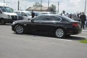 Mașină furată din Suedia, găsită la Cluj-Napoca cu acte false