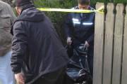 VIDEO - Moarte suspectă în județul Cluj! Cadavru găsit într-o casă răvășită, polițiștii au ajuns la 3 ore de la apelul la 112