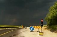 ATENŢIONARE DE CĂLĂTORIE - COD ROŞU  de ploaie şi vânt!