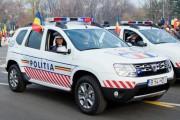 Dacia Duster pentru Inspectoratele de Poliție din țară