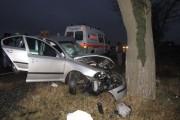 Accident la Chinteni, o persoană a fost rănită