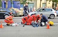 Bărbat accidentat grav pe strada Regele Ferdinand. Cauza accidentului