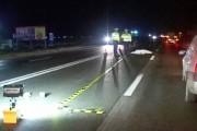 UPDATE-VIDEO - Accident mortal la Jucu! Un bărbat a fost spulberat de un autoturism