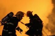 Incendiu puternic la groapa de gunoi a Clujului, Pata Rât