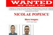 RECOMPENSĂ  de 1,75 de milioane de dolari pusă de FBI  pe capul a doi români