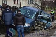 VIDEO - Accident grav la Livada! La un pas de tragedie din cauza unui șofer