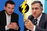 SCANDAL pe coroanele cu flori la PRM Cluj: Bogdan Huja, președintele filialei îl face mincinos pe Gheorghe Funar. Află ce a răspuns acuzatul