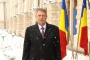 VIDEO - Președintele României, Klaus Iohannis, mesajul de Anul Nou. Cui s-a adresat!