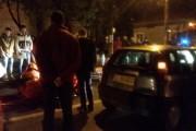 Un şofer a fugit de la locul accidentului produs în cartierul Gheorgheni