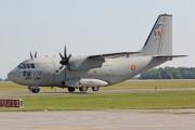 În lipsa elicopterelor SMURD, misiune umanitară efectuată de o aeronavă a MApN