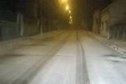 FOTO - Trafic de COȘMAR  între Cluj-Napoca și Turda din cauza zăpezii! Oficial totul este în regulă, realitatea e alta