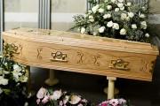 Sute de persoane l-au condus pe ultimul drum pe Mihai Culda, tânărul decedat în accidentul de la Copăceni
