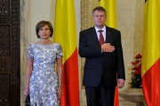 Mesajul președintelui României, Klaus Werner Iohannis, cu prilejul recepției private de la Palatul Cotroceni