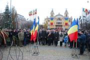 Acţiuni organizate la Cluj-Napoca pentru comemorarea Eroilor Revoluţiei din 1989