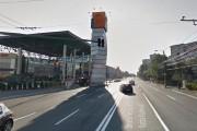 Primăria pune în funcțiune un  semafor la trecerea de pietoni de la Iulius Mall