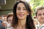 Soția lui George Clooney, avocata Amal Clooney, la un pas de arestare în Egipt
