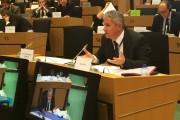 Daniel Buda, la gâtul lui Dragnea și Ponta: Abuzurile celor doi la Congresul Puterilor Locale și Regionale de la Strasbourg și la Comisia Europeană!