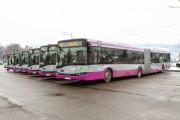 Un nou autobuz a fost pus la dispoziția festivalierilor UNTOLD. Pe ce traseu circulă