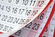 Câte zile libere vom avea în 2015 și câte vor pica în weekend. Află și sărbătorile legale!