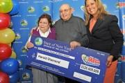 Furtuna i-a adus un premiu de 1 milion de dolari la loterie. Cum l-a lovit norocul pe un bătrân din New York