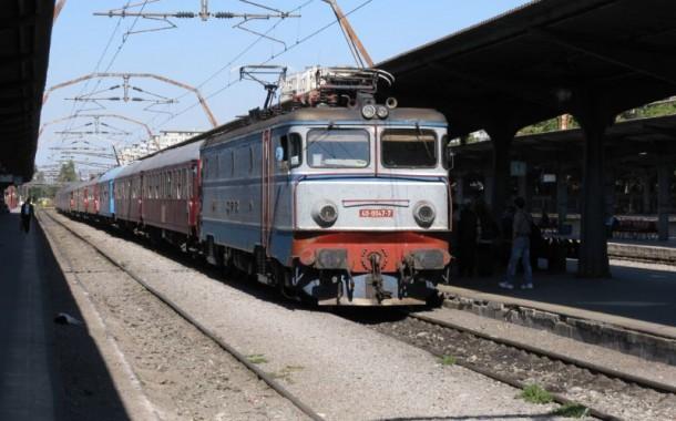 Ce întârzieri au înregistrat trenurile de călători din România în 2017