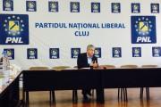 Daniel Buda, reales președinte al PNL Cluj. Nu a avut contracandidat