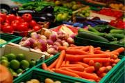Jumătate de tonă de legume confiscate la Ciurila