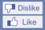 Butonul LIKE  poate avea concurență pe Facebook.  Zuckerberg vrea și DISLIKE