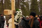 Parastas de 1 an în Munții Apuseni, după tragedia aviatică în care Adrian Iovan și Aura Ion și-au pierdut viața. Prezent a fost și Albert