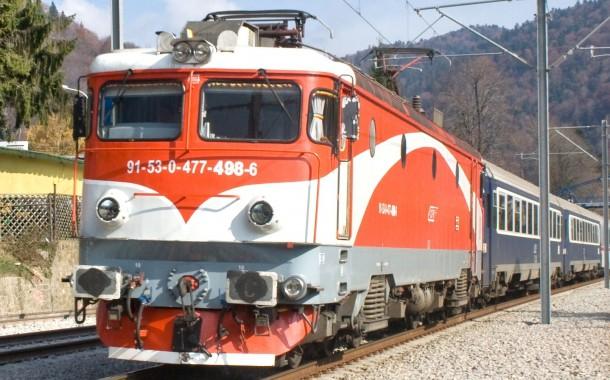 Ameninţare cu bombă într-un tren