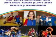 PROGRAM: Campionatul Naţional Individual de Lupte Greco-Romane şi Libere, Cluj, 2015