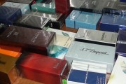 Parfumuri de firmă contrafăcute, confiscate de vamă. Valoarea totală  622.000 euro