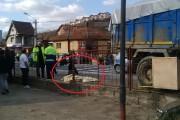 FOTO - Scene terifiante pe Calea Baciului! O copilă de 8 ani a fost zdrobită și ucisă de un camion pe trecerea de pietoni. Era singură la părinți