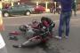 Motocicletă lovită de TIR lângă Turda. Șoferul și-a continuat drumul, victimele au rămas pe caldarâm